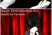 Magic Entertainment For Adult In Toronto / Book our magicians and Enjoy the Magic Entertainment For Adult in Toronto. Book now. Get more data by visiting us. https://delicious.com/magicalduda
