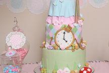 Alice in wonderland cake ideas