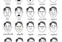 sketsa orang