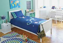 Dinosaur Bedroom / by GLTC