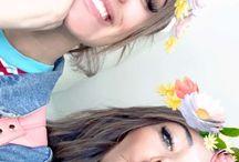 Best friend selfie ideas