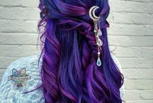 Beautiful Hairs