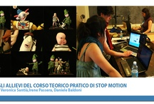 Stop motion / Puppets Animation