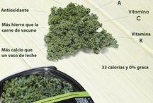 Verduras sanas