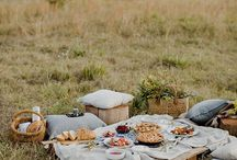 picnic ideas and mood