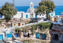 Greece - Milos x Mykonos