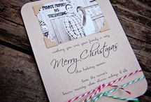 Christmas card ideas / by Mandy Ford