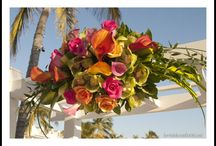 Love In Bloom At The Southernmost Hotel Collection / Wedding and Event Floral Design at The Southernmost Hotel  Collection