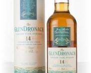 Glendronach single malt scotch whisky / Glendronach single malt scotch whisky