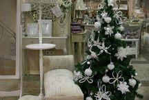 Navidad / Ideas de decoración navideña