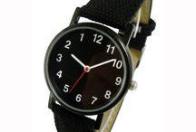 Zegarki wsteczne / backwards watch