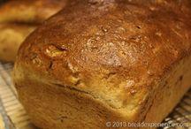 Bread / by David & Danielle Doherty
