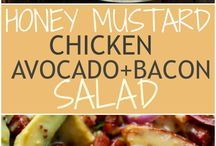 Fancy Nancy salads