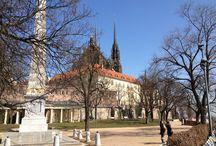 Brno a Šlapanice