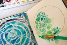 Water Colour Crafts
