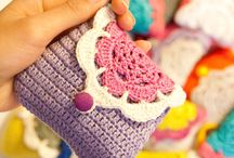 Crochet Purses & Pouches