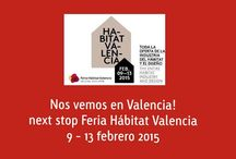 Feria Habitat Valencia 2015 / Novedades