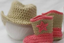 *Crochet - Baby / Things specifically for babies - christening gowns, diaper covers, booties, buntings, cocoons || Find more hats on the *Crochet - Head board and more blankets on the *Crochet - Bed board.