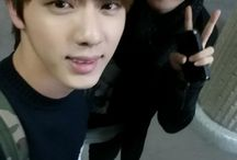 0. Bts Jin and J-hope