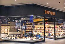 Mağazalarımız / Greyder Ayakkabı Mağazaları