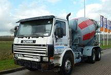 Mixers / by Kleyn Trucks