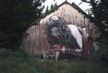 Art for art's sake / Street art, sculptures and other wonders
