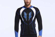 Wetsuit Tops Snorkeling Diving