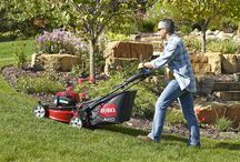 Lawn Mowers / Make yard work easier with one of Toro's innovative walk behind mowers. We offer a lawn mower to fit your every need. Smart Features, Proven Dependability.