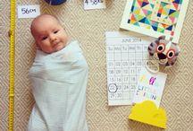 Birth Announcement Ideas!