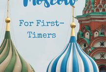 // RUSSIA / Inspiration and advice for travelling Russia