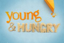 Young & Hungry Food Art