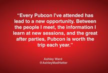 Pubcon Community / See what our community thinks, what they recommend and enjoy their humor. / by Pubcon