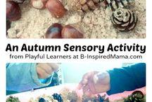 Zintuiglijke ontwikkeling / allerlei activiteiten voor kinderen die de zintuiglijke ontwikkeling stimuleren