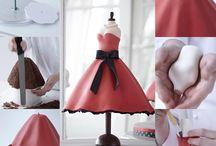 dorty šaty