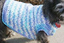 Dog and Cat crochet