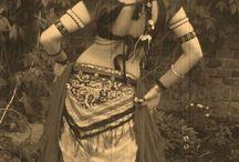 Tribaleeeras.... / fotos...imágenes, vestuario...estética!
