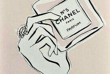 ts2 cc paintings Chanel 2