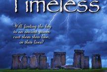 Novels: Paranormal/Urban Fantasy / My paranormal and urban fantasy books
