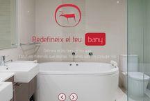 Reformes banys // Reformas baños / Idees pel teu bany. Reformes Tens un bany antic o poc funcional? Tens banyera però necessites dutxa?  T'ajudem