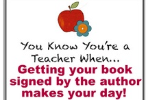 You Know You Are a Teacher When... / by Julie Crede