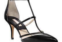 [Style 2 Elegant]  mid-low heel P / sophisticate elegant  classic  low profile romantic  soft   feminine