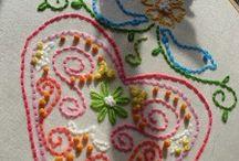刺繍パターン