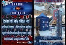 RIPARTONO LE SELEZIONI UFFICIALI DEL GRANDE FRATELLO 13 Info3356049904 agenzia