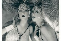 DOLLY SISTERS / IMAGES OF THE DOLLY SISTER TWINS