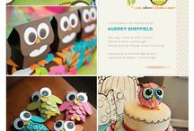 owl inspiration / by Treena Rawlinson