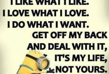 minions touching quote