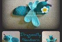 Crochet - Babies / by Meg Atkinson