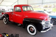 Advance Design Trucks 1947-54 Chevrolet and GMC