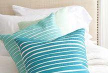 Beachy bedroom makeover / by Jennifer Trzeciak