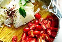 Jedním pánev těstoviny recept